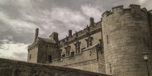 Image of stirling castle on day trips from glasgow